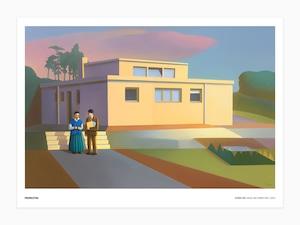 Chen Ke - Haus Am Horn no.1, 2021 (signed poster)