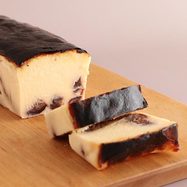 【9月限定・木箱入り】いちじくのバスクチーズケーキ