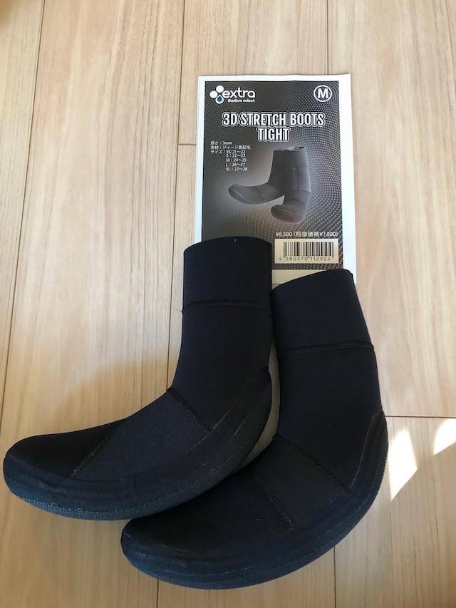 3D STRETCH BOOTS TIGHT(3Dストレッチブーツタイト)Sサイズ