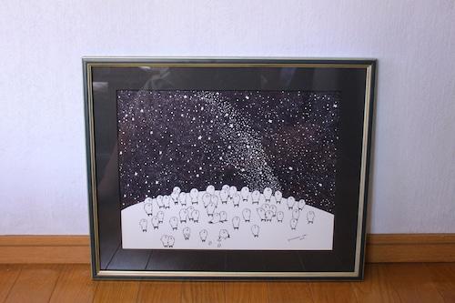 spica.g /muu.sttary sky /japan ART 原画 2020