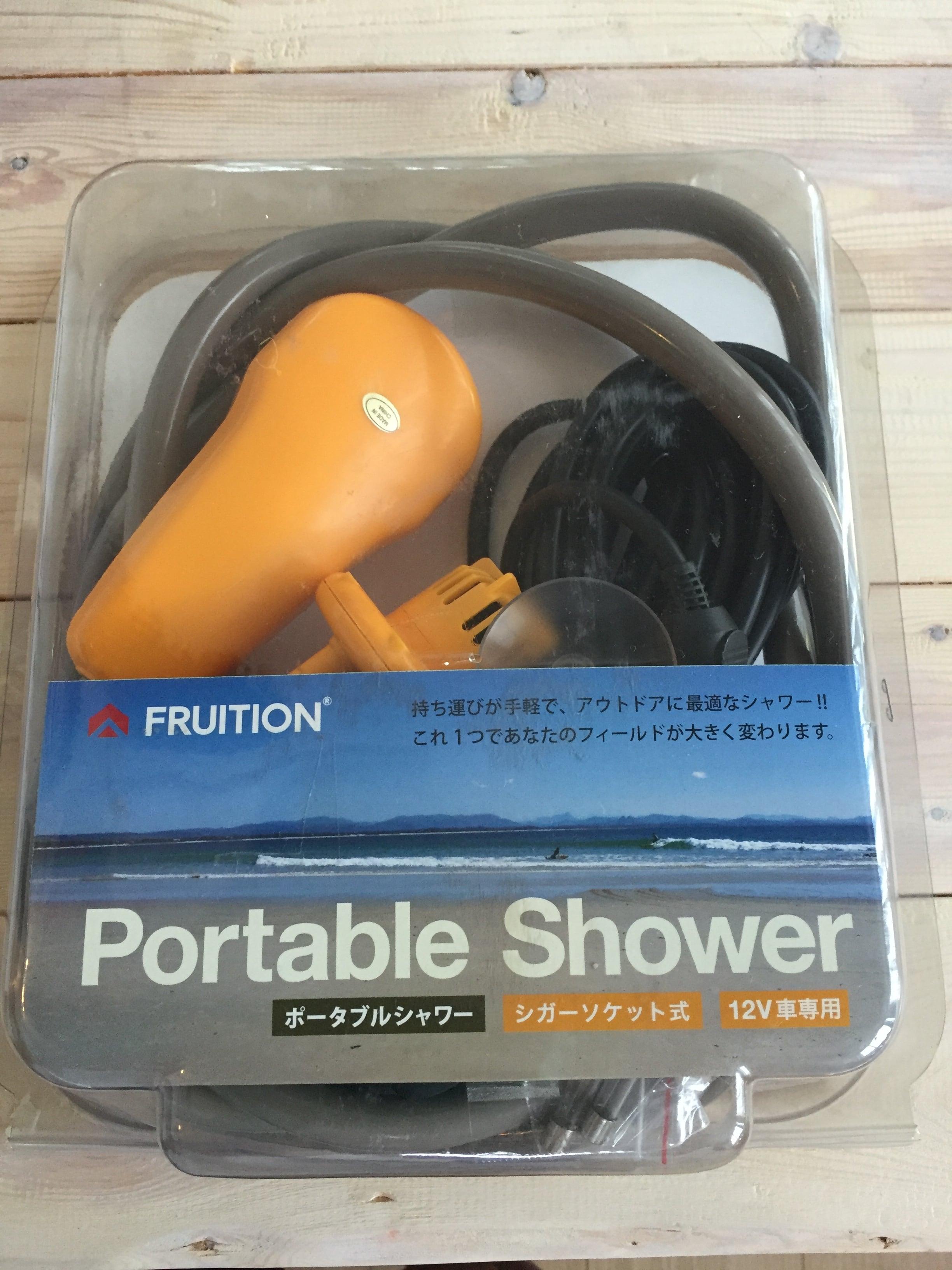 ポータブルシャワー