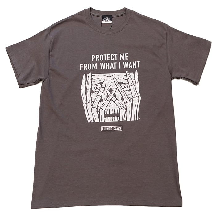 LURKING CLASS(ラーキングクラス) / PROTECT TEE(ST21ST04)(Tシャツ)