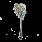 Stardust pin-brooch (スターダストピンブローチ)EMU-021-04  パステル