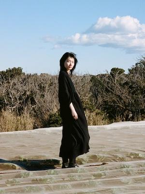 MARC DRESS - BLACK