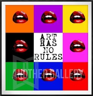 ART HAS NO RULES~LIP