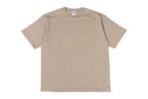 【super heavy weight T-shirt】/ acid khaki