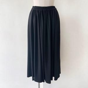 残り僅か!SYSORUS (シソラス) ドレープギャザースカート 120-26037