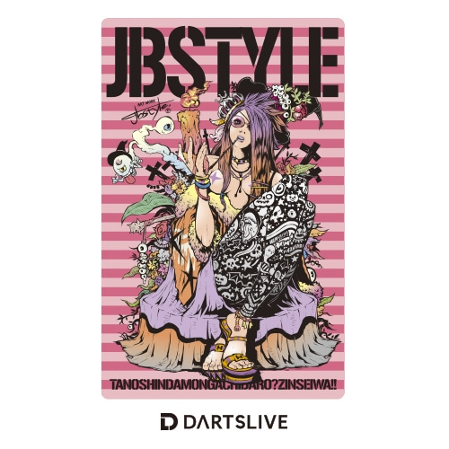 jbstyle original card [024]