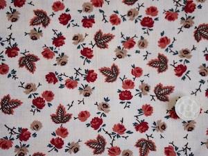 Moda Mary Ann's Gift 1850-1880 小さな秋の葉っぱ