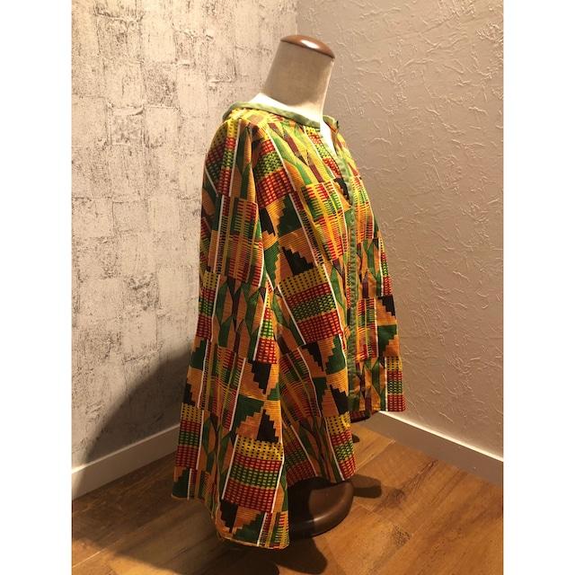 Batik pattern big tunic