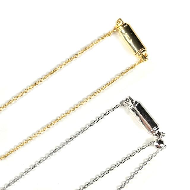 引き輪交換(マグネットクラスプ・Mサイズ )ネックレス用