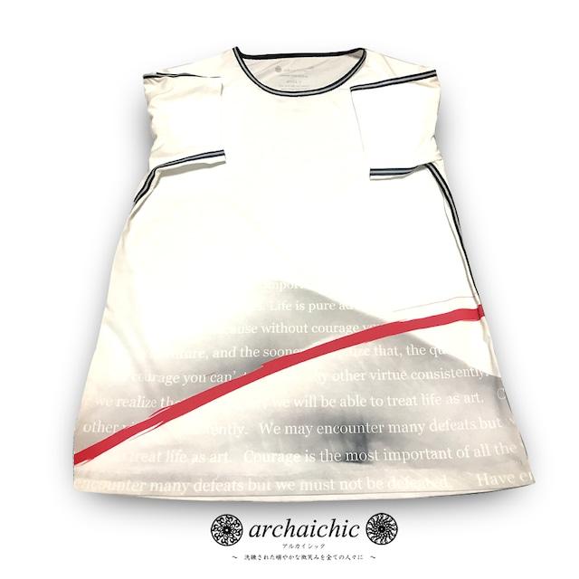 繋がりアート最新インクジェットPt/T-shirt(ハンド編)M-TADT-0003