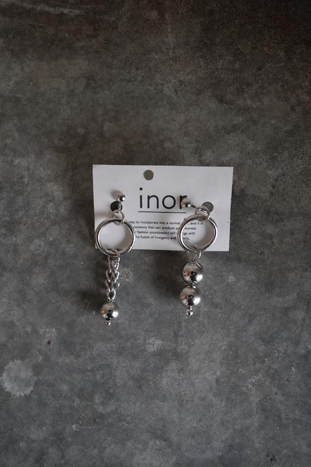 inor   ball earring