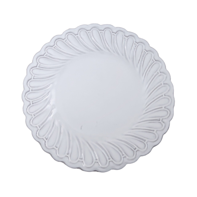 ITALICA pleats Design plate / ITALICA プリーツデザインプレート