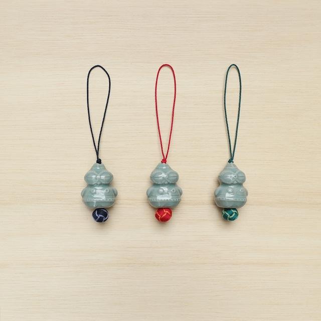 縄文シリーズ/ 根付 − 遮光器土偶