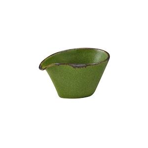 aito製作所 「翠 Sui」片口小鉢 約10×6cm うぐいす 美濃焼 288056