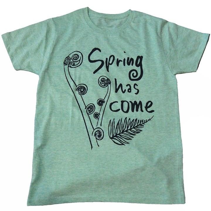 ヒカゲヘゴ / Spring has come