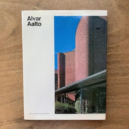 Alvar Aalto アルヴァ・アアルト / 現代建築家シリーズ