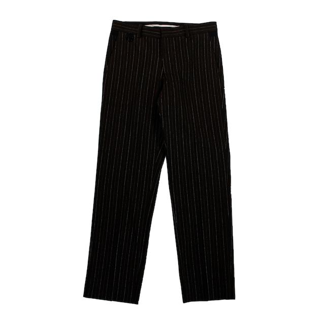 SHEBA Stripe Brown Pants