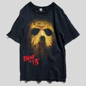 00年代 13日の金曜日 ジェイソン Tシャツ