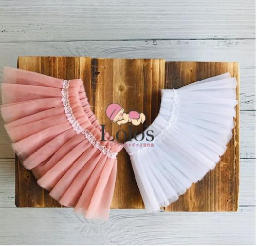 天使のフレンチチュチュスカート