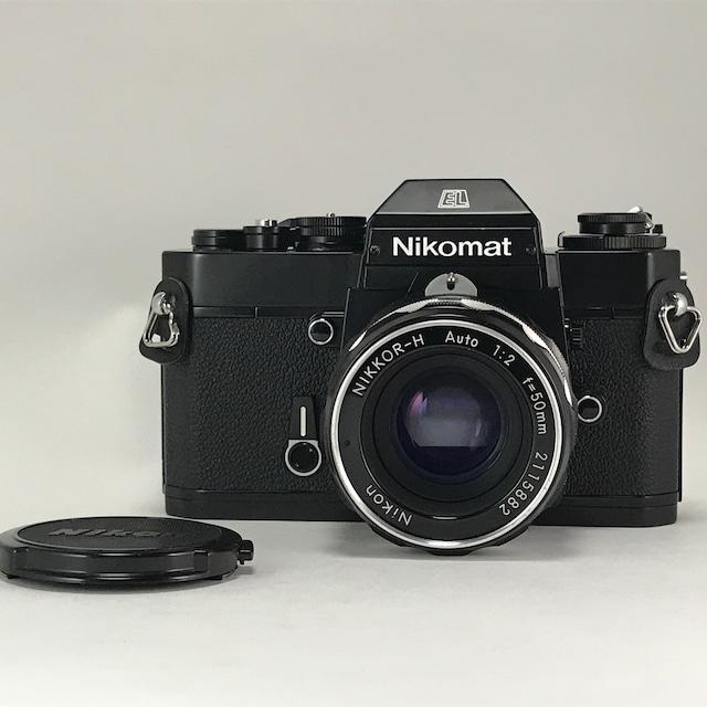 Nikon Nikomat EL Black