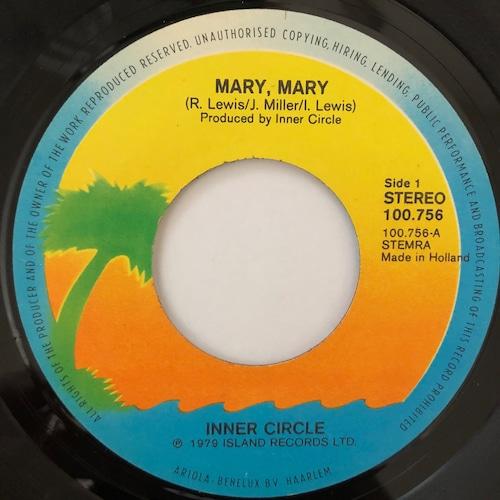 Inner Circle - Mary Mary【7-20522】