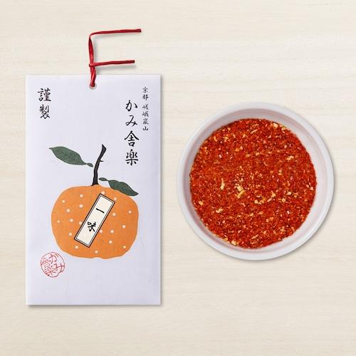 柚子一味 / Yuzu Ichimi red chili pepper