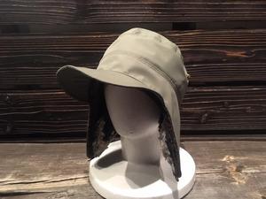 Green Clothing  BOA PATCHWORK CAP  Olive Nylon