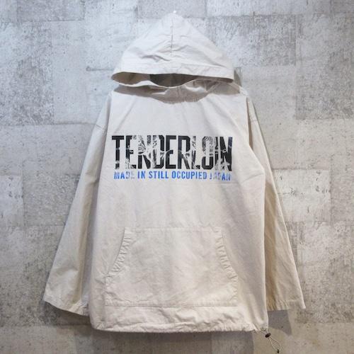 TENDERLOIN 18AW ATX HOODED QB