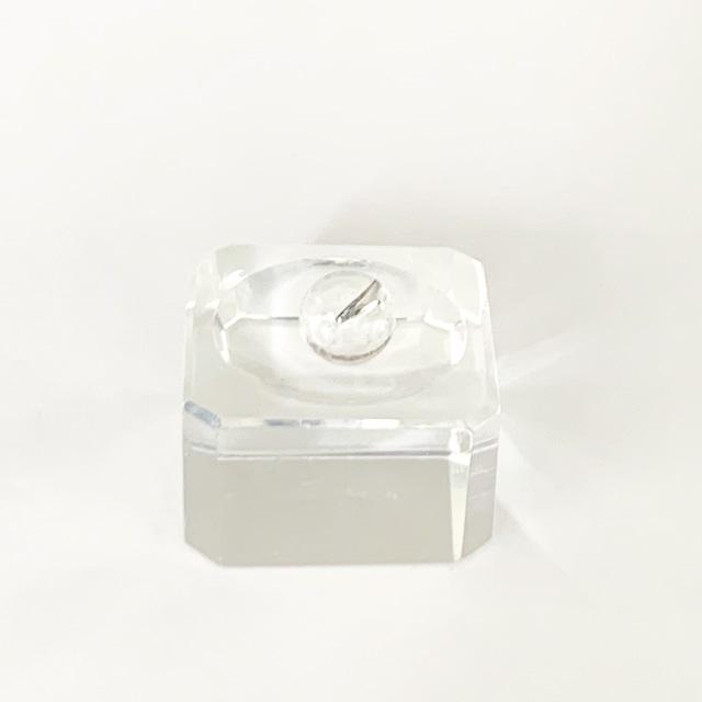 水晶 8mm【一粒売り】}