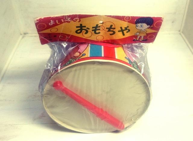 ブリキ缶太鼓(1点のみ)
