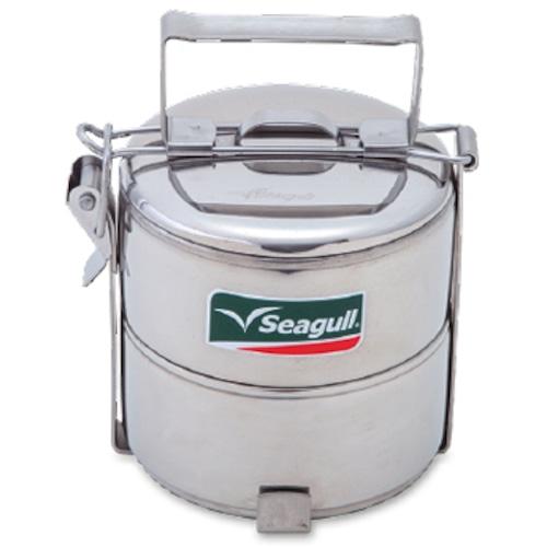 efim ( エフィム ) seagull フードキャリア 10*2 お弁当箱 シーガル アウトドア キャンプ テント キャンピング ランチ ボックス 調理器具 クッキング