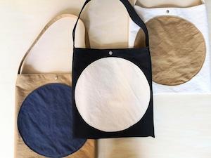Flat bag -maru- / -shimashia-
