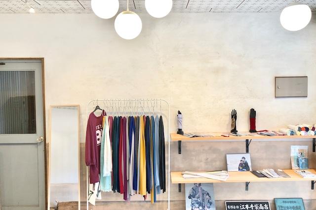 【ファクトリーショップ】hac shop(佩・ハク)手袋・マフラー・ストール・ファッション雑貨