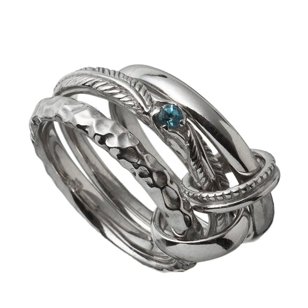 フェザーチェインリング ACR0270 Feather chain ring