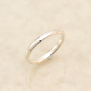 Pt950  & I   カスタムオーダーBridal Ring