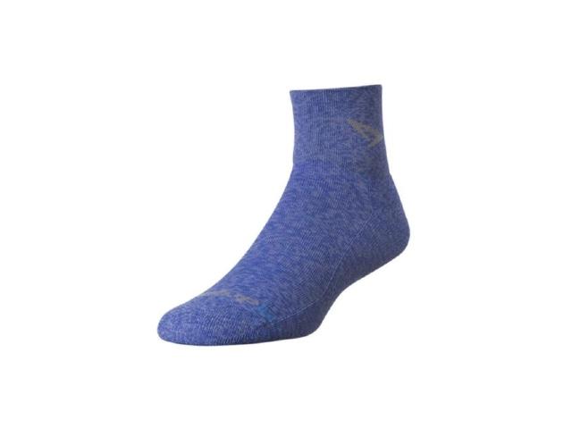【drymax】 LiteTrail ELLIE 1/4 Crew Socks(Sublime/Skyblue)