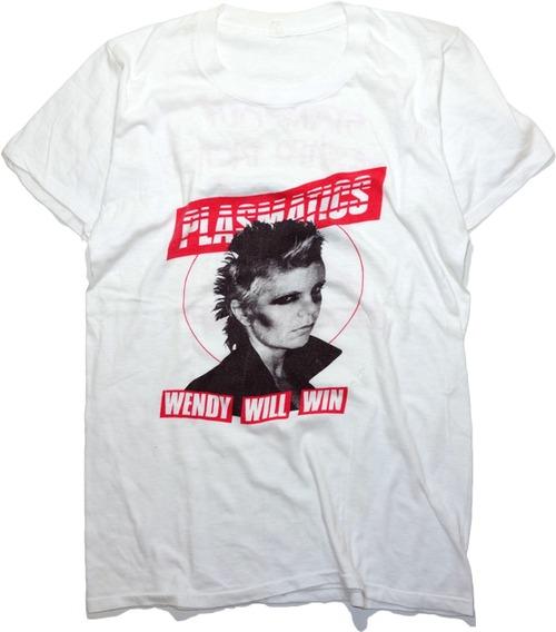 80年代 PLASMATICS バンド Tシャツ | プラズマティックス ウェンディ・O・ウイリアムズ ヴィンテージ 古着