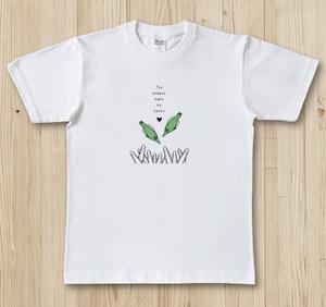 お魚Tシャツ ハッピーバディ / テングカワハギ