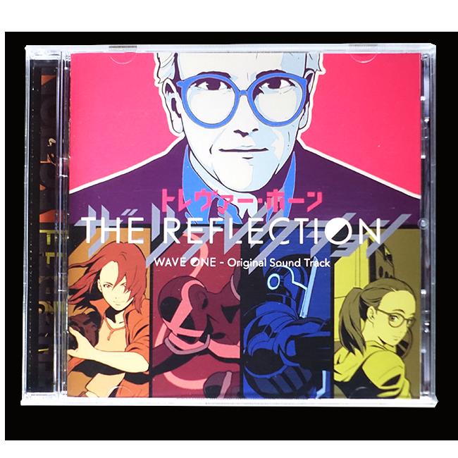 Trevor Horn -『THE REFLECTION WAVE ONE - Original Sound Track』(通常盤) - 画像1