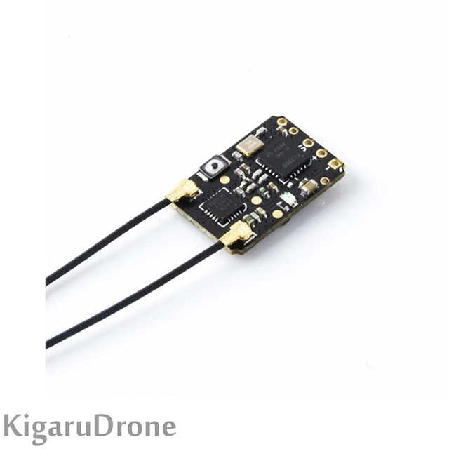 【玄人向】RadioMaster R81 2.4GHz 8CH Over 1KM SBUS Nano Receiver レシーバー(FrskyD8)