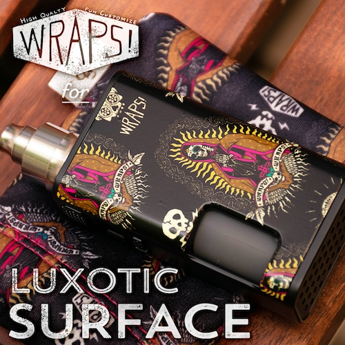 WRAPS! for LUXOTIC SURFACE