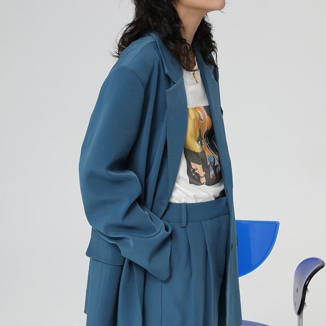 Loose retro suit jacket(ルーズレトロスーツジャケット)a-690
