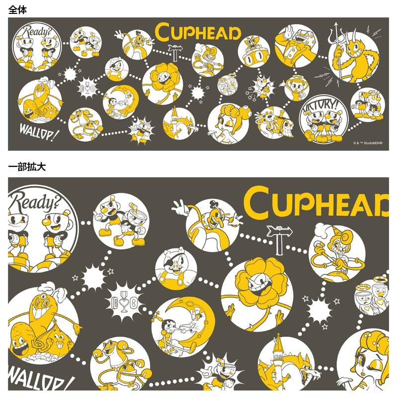 CUPHEAD 手ぬぐい /(1)すごろく / エンスカイ