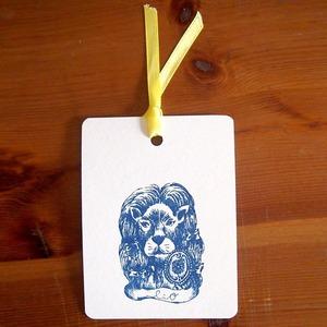 星座カード Leo