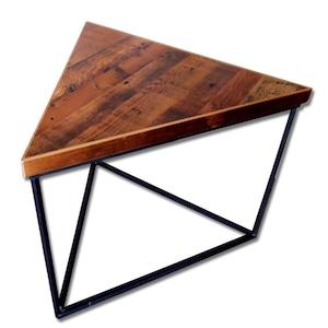 """受注生産品 Reclaimed Table """"Tritop"""" -Simple B-"""