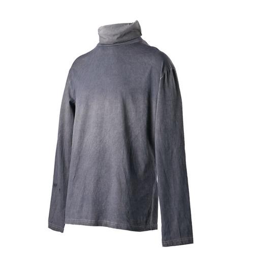 PUPIL TRAVEL 20AW ジップアップスタンドカラーTシャツ