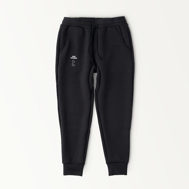 RIGHT FOOTWORK JOGGER PANTS (BLACK)