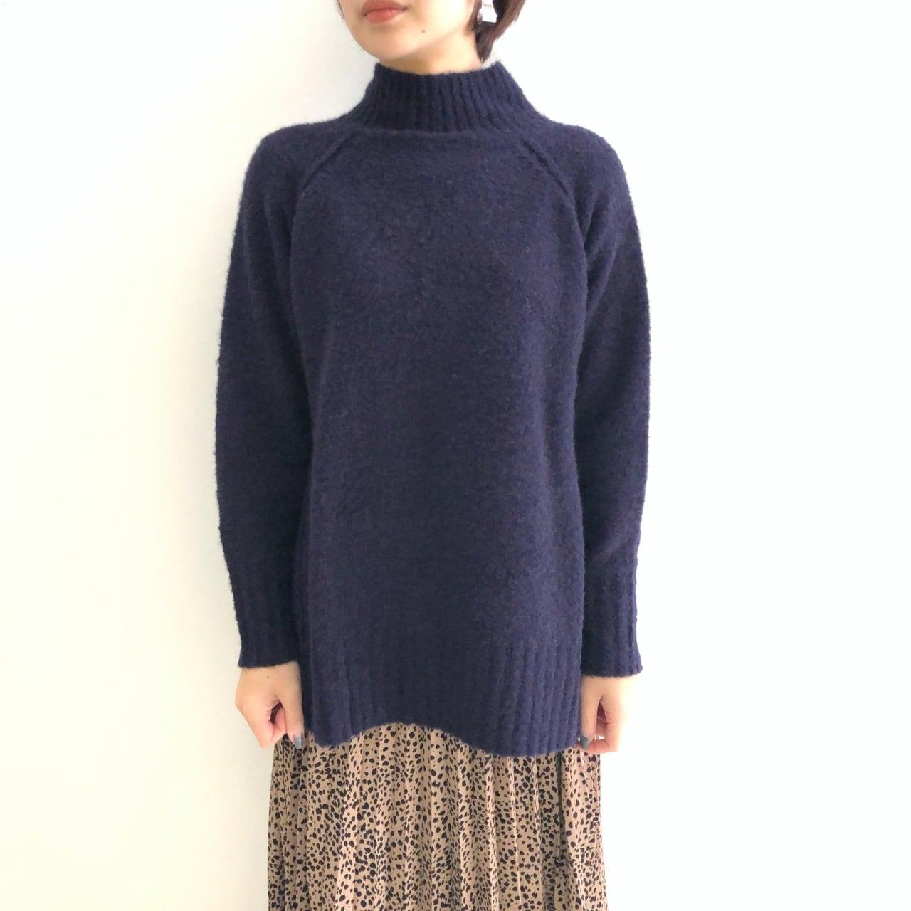 【 QTUME 】- 952-25505 - アルパカニット